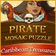Pirate Mosaic Puzzle: Caribbean Treasures Game