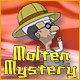 Professor Fizzwizzle and the Molten Mystery Game