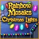 Rainbow Mosaics: Christmas Lights Game