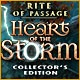 Rite of Passage: Heart of the Storm Collector's Edition Game