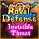 Royal Defense: Invisible Threat Game