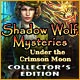 Shadow Wolf Mysteries: Under the Crimson Moon Collector's Edition Game