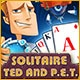 Solitaire: Ted And P.E.T Game