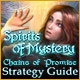 Spirits of Mystery: Chains of Promise Strategy Guide Game