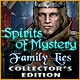 Spirits of Mystery: Family Lies Collector's Edition Game
