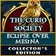 The Curio Society: Eclipse Over Mesina Collector's Edition Game