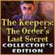 The Keepers: The Order's Last Secret Collector's Edition Game