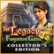 The Legacy: Forgotten Gates Collector's Edition Game