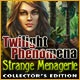 Twilight Phenomena: Strange Menagerie Collector's Edition Game