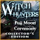 Witch Hunters: Full Moon Ceremony Collector's Edition Game