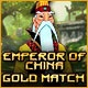 Emperor of China Gold Match Game
